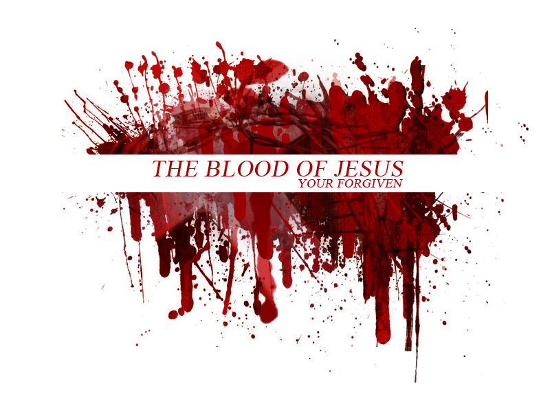 The Blood Of Jesus For All Men