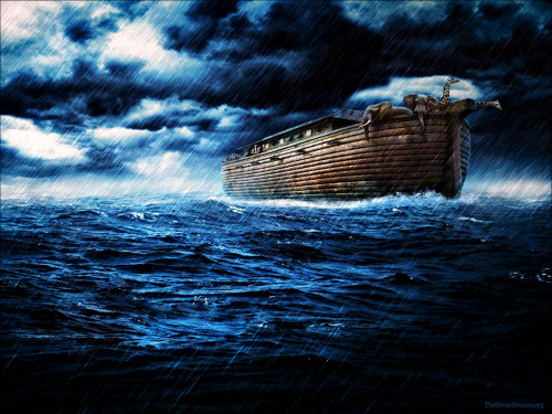 Noah And The Flood (Series)