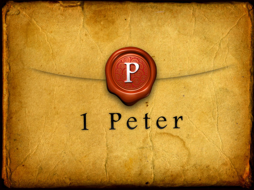 Bible Study - Verse by Verse - Book of 1st Peter