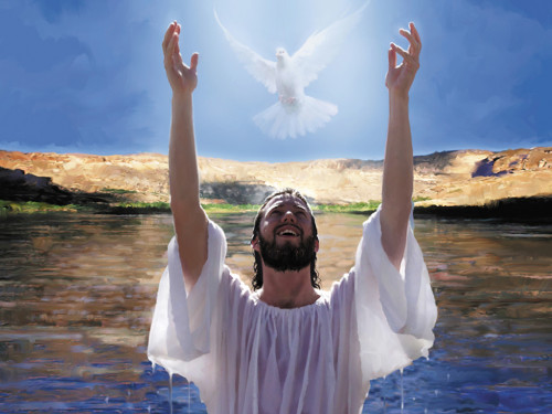 The Holy Spirit In Jesus's Life