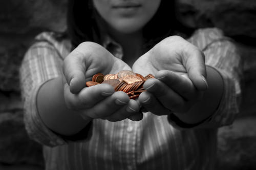 Increase What You Have By Giving It Away