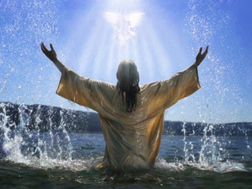 Water Baptism, & The Word