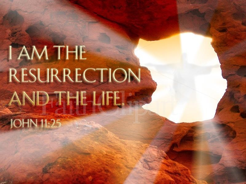 What About The Resurrection