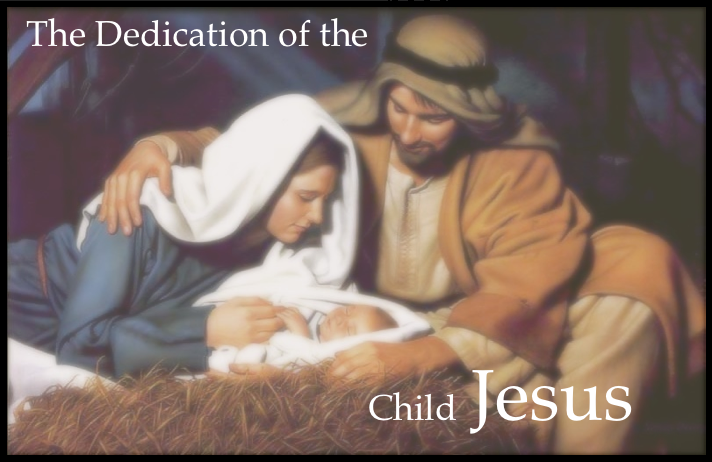The Dedication Of The Child Jesus