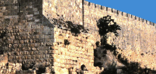 Restoration Of The Wall