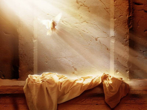 His Resurrection & Ours