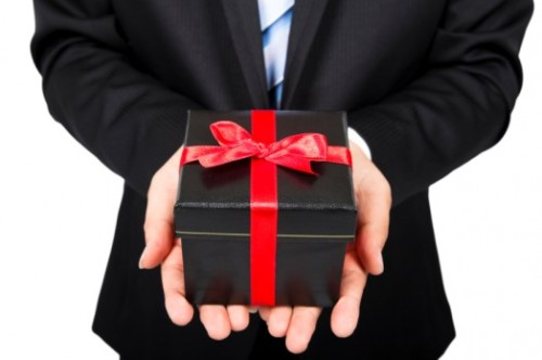Gift Or Bribe?