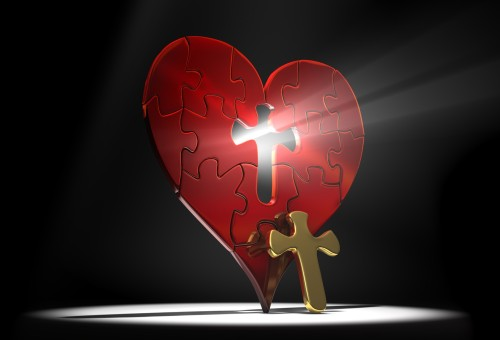 God Is Love & Also Justice