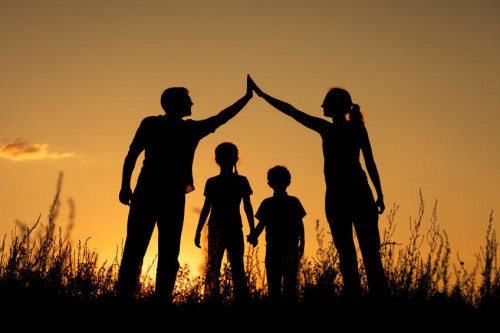 God Is Concerned About Families