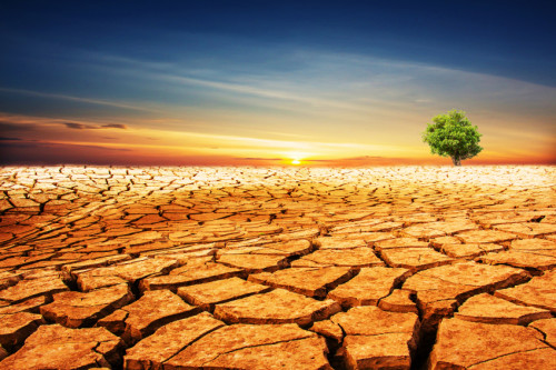 Drought, Its Cause and Remedy