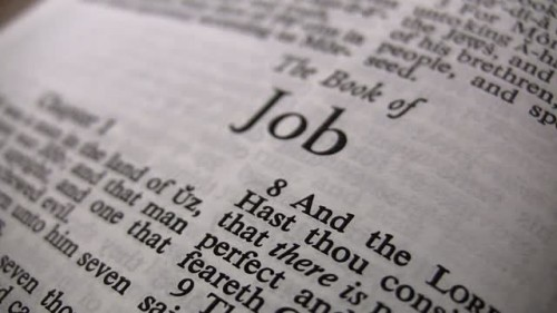 Bible Study - Verse by Verse - Job (Chapters 1-42)