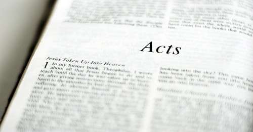 Bible Study – Verse by Verse – Acts (Chapters 20-28)