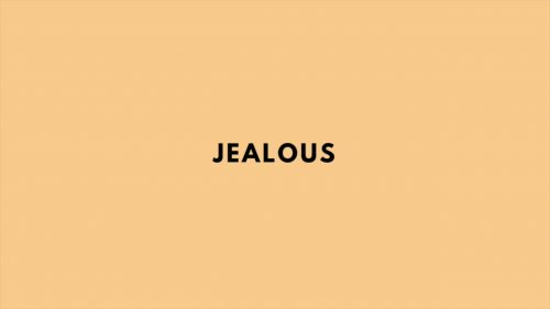 His Name Is Jealous